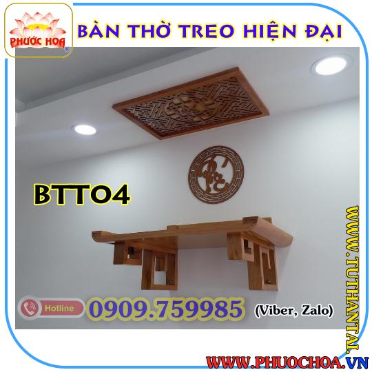 Bàn Thờ - Mâm Thờ BTT04
