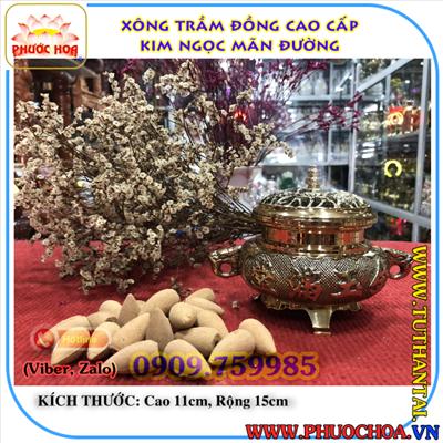 PHƯỚC HOA - Trang Tủ Thờ Thần Tài-Phật-Tượng Gốm Sứ-Đồ Đồng-Linh Vật Phong Thủy.... - 18